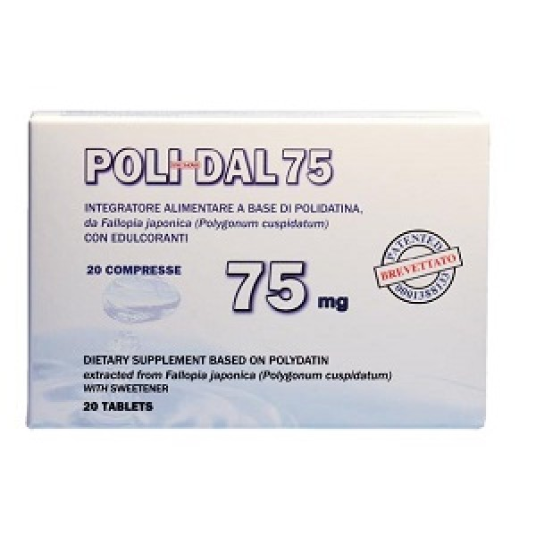 POLIDAL 75 mg 20 Compresse