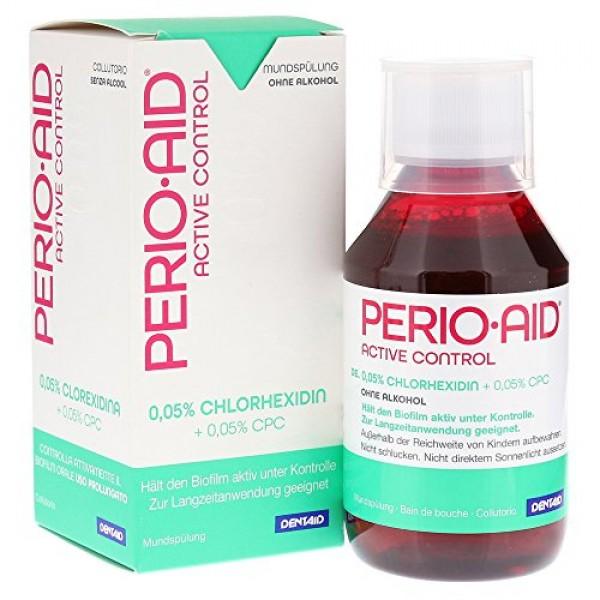 Perio-Aid Active Control Collutorio Mant...