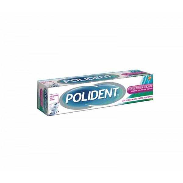 Polident Lunga Tenuta Adesivo per Dentiere 70 g