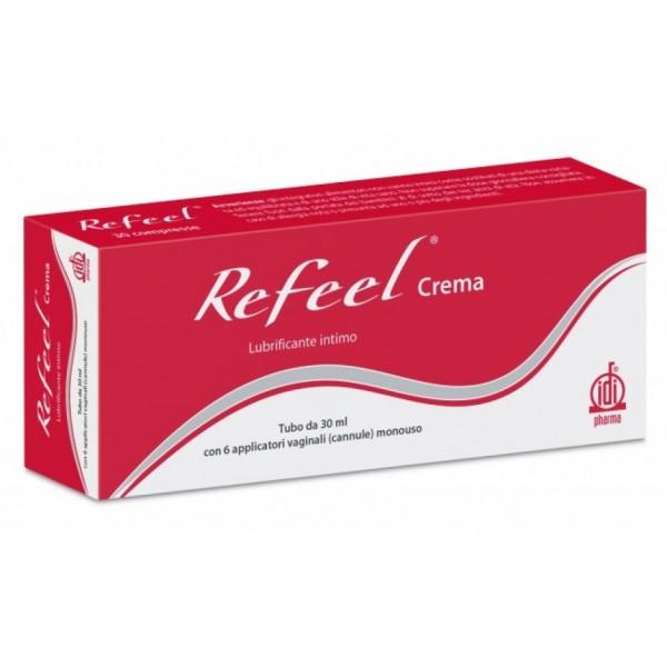Refeel Crema - Lubrificante intimo per s...