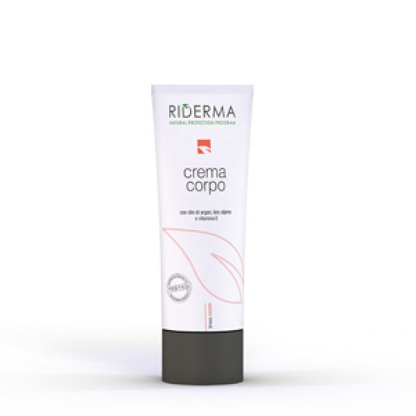 RIDERMA Crema Corpo 200 ml