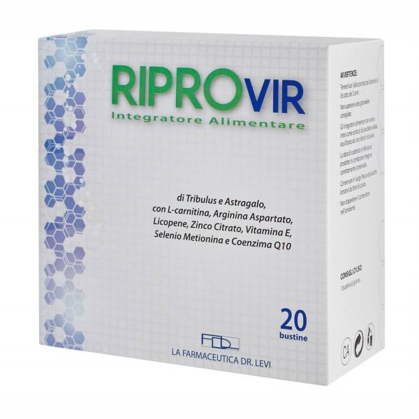 RIPROVIR 20 Bustine