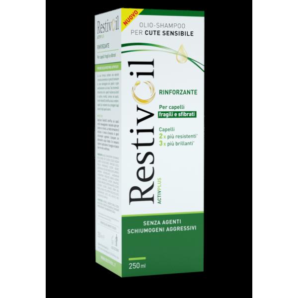 Restivoil Olio Shampoo Rinforzante Activ Plus 250 ml