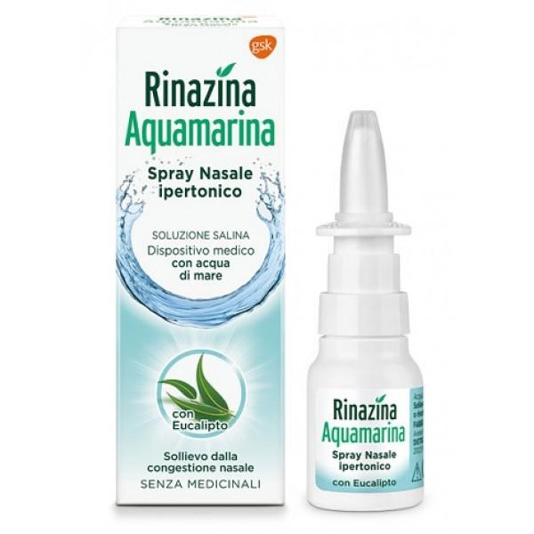 Rinazina Acquamarina Spray Nasale 20ml