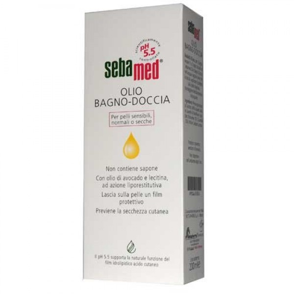 Sebamed Olio Detergente Bagno Doccia 500 ml