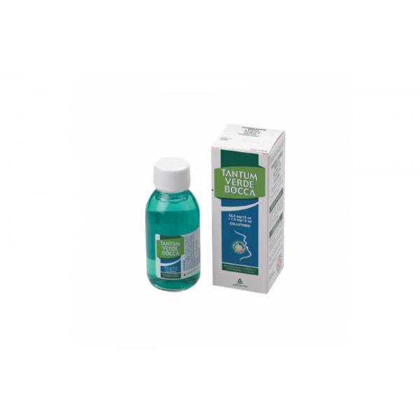 Tantum Verde Bocca Collutorio 22,5+7,5mg 240 ml