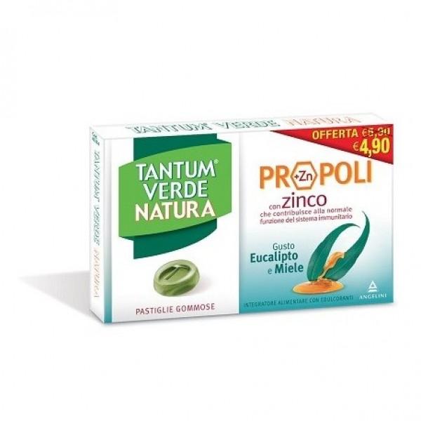 Tantum Verde Natura 15 Pastiglie Gommose...