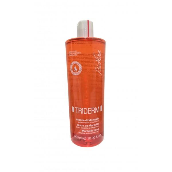 Triderm Sapone di Marsiglia Liquido 500 ml