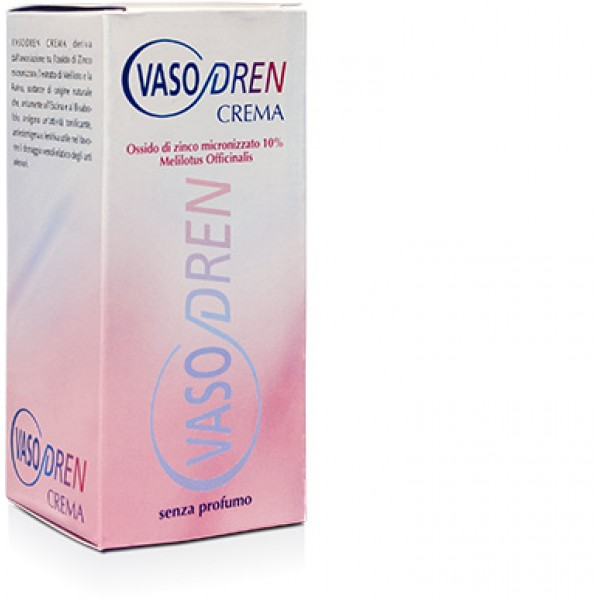 VASODREN Crema Gambe 75 ml
