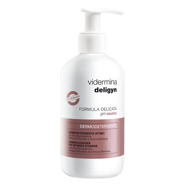 Vidermina Deligyn Detergente Intimo pH Neutro 300 ml