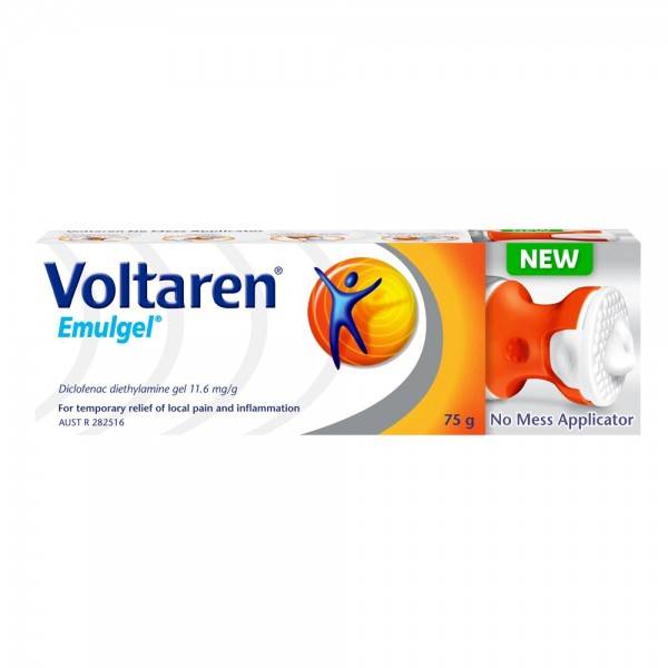 Voltaren Emulgel Gel con Tappo Applicato...