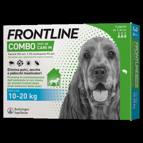 Frontline Combo Cani da 10 a 20 Kg - Pip...