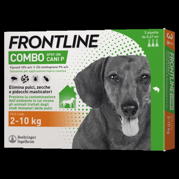 Frontline Combo Cani da 2 a 10 Kg - Pipe...