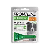 Frontline Combo Cani da 2 a 10 Kg - Pipette antiparassitarie - 1 Pipetta monodose da 0,67 ml