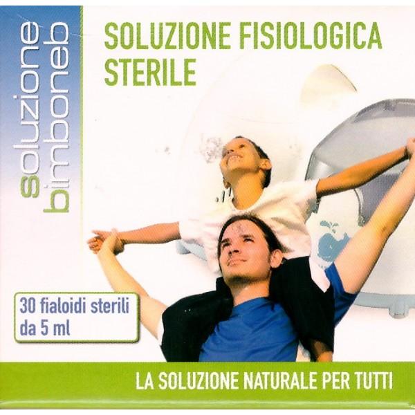 BIMBONEB Soluzione Fisiologica 30 flacon...