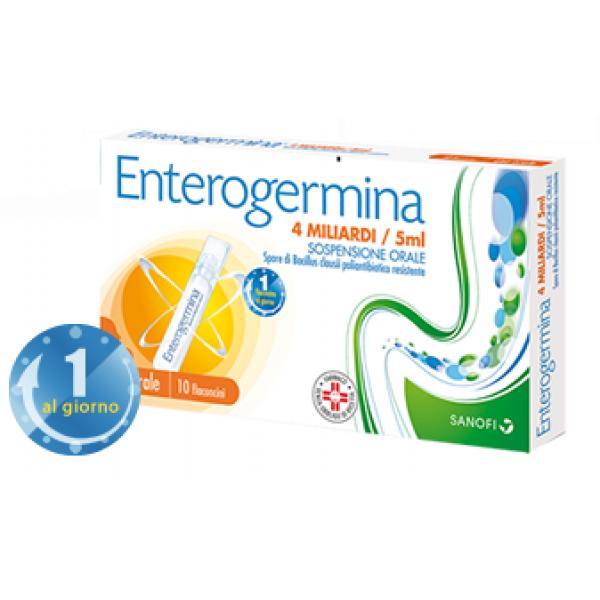 Enterogermina 4 Miliardi - Equilibrio de...