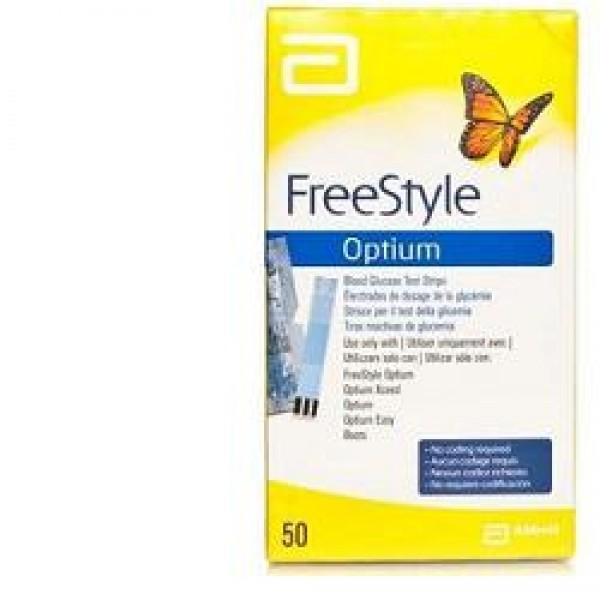 Freestyle Optium 25 Strisce reattive per...