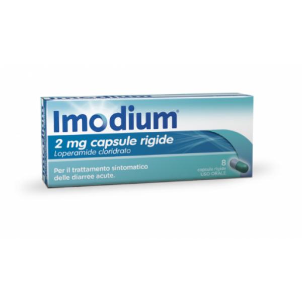 Imodium 8 Capsule 2mg
