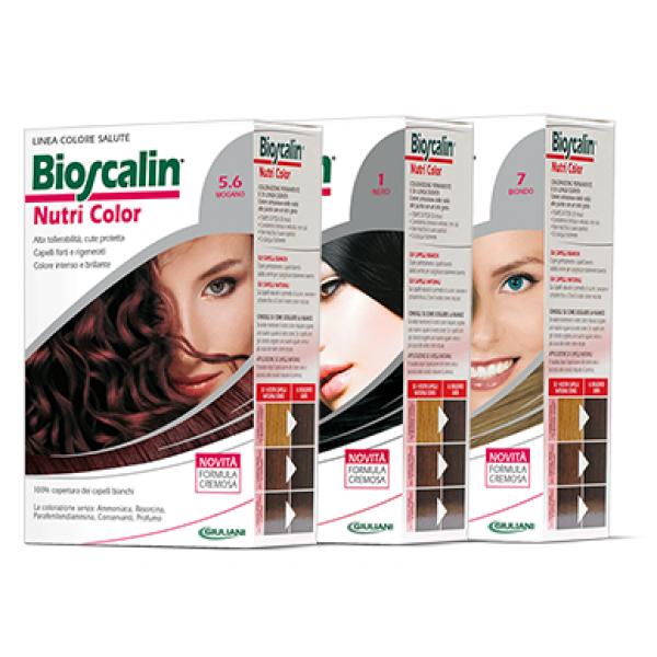 Bioscalin Nutri Color Tintura Colore 4 Castano