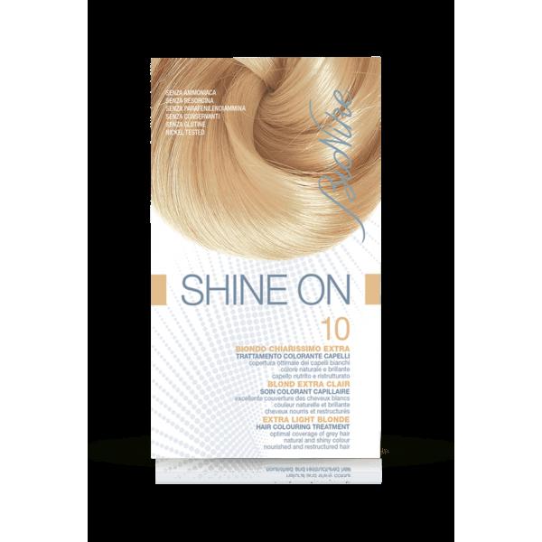 Shine On Tintura Capelli Colore Biondo Chiarissimo Extra 10