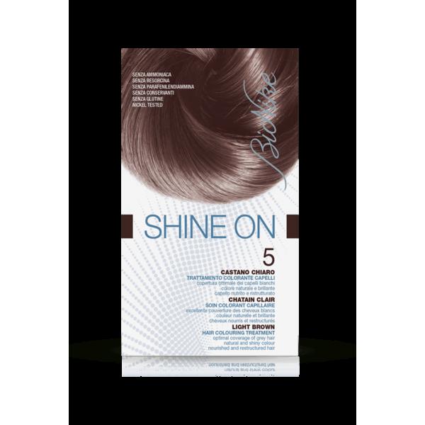 Shine On Tintura Capelli Colore Castano Chiaro 5