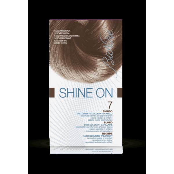 Shine On Tintura Capelli Colore Biondo 7