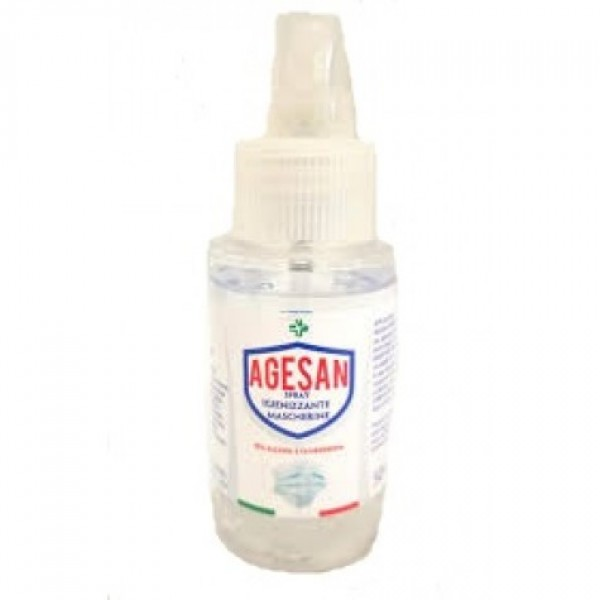 AGESAN Igienizzante Mascherine Spray 100 ml