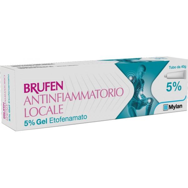 Brufen Gel Antinfiammatorio - Con 5% di ...