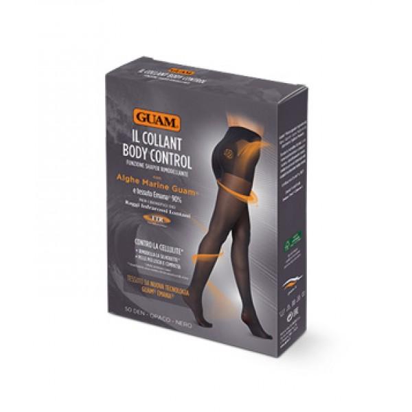 GUAM Coll.Body Cont.Nero L/XL