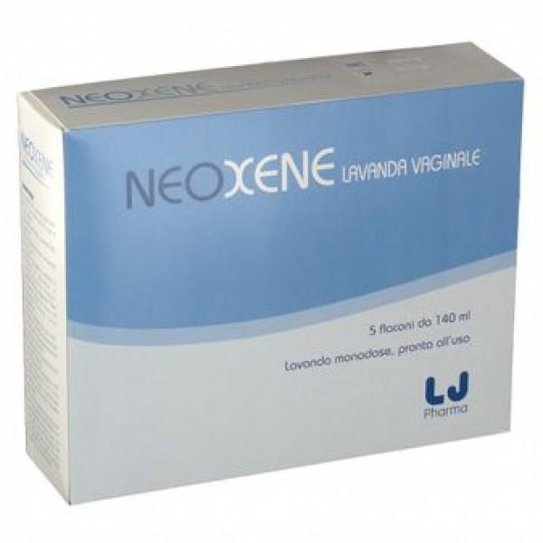 NEOXENE Lav.Vag.5fl.100ml
