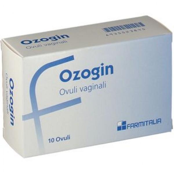 OZOGIN 10 Ovuli Vag.