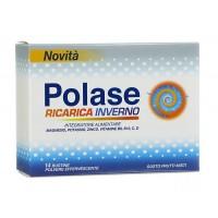 Polase Ricarica Inverno - Integratore di vitamine e minerali - 14 buste - Promo