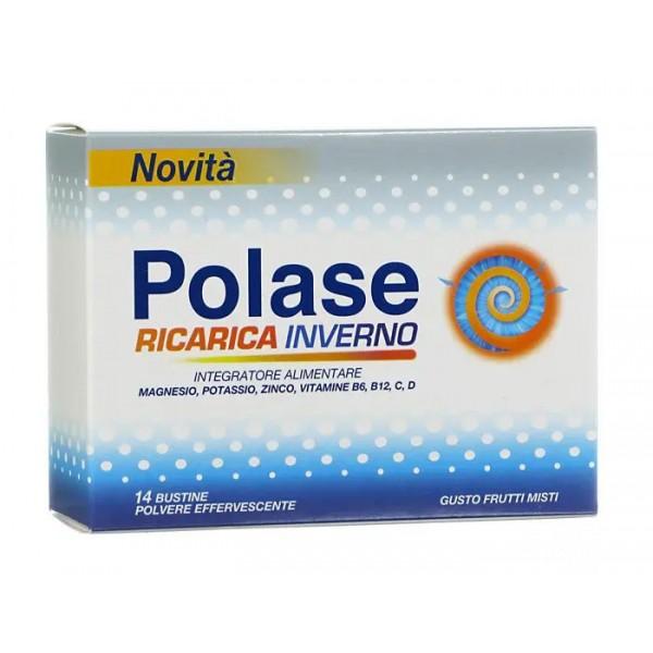 Polase Ricarica Inverno - Integratore di...