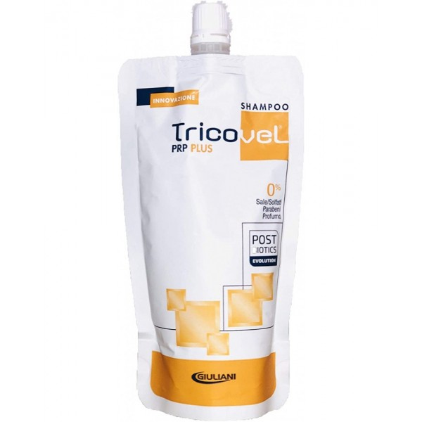 TRICOVEL PRP Plus Shampoo 200ml