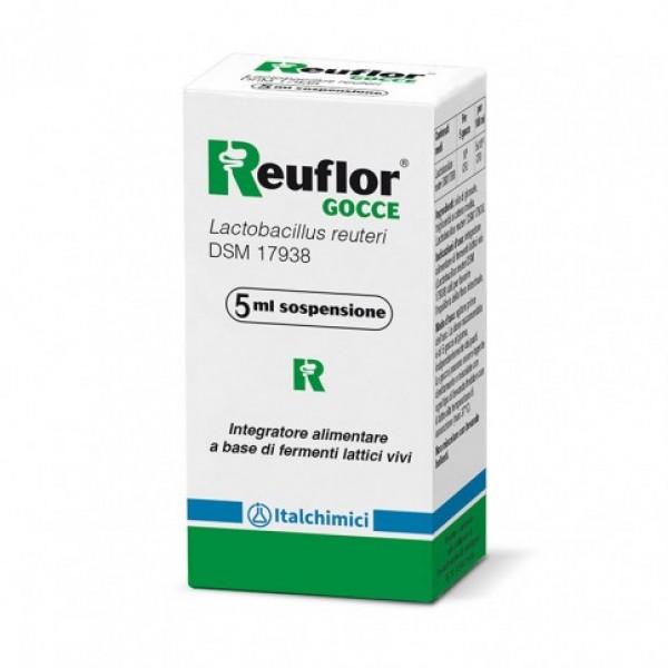 Reuflor Gocce - Integratore per l'equili...