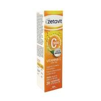 Zetavit C1000 Vitamina C 20 Compresse Effervescenti