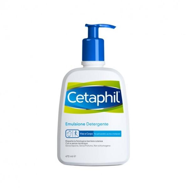 Cetaphil Emulsione Detergente 470 ml