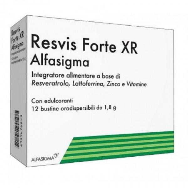 RESVIS XR Forte 12 Bustine