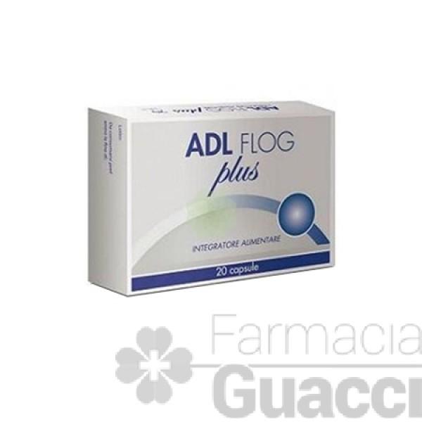 ADL Flog Plus - Integratore drenante ed ...