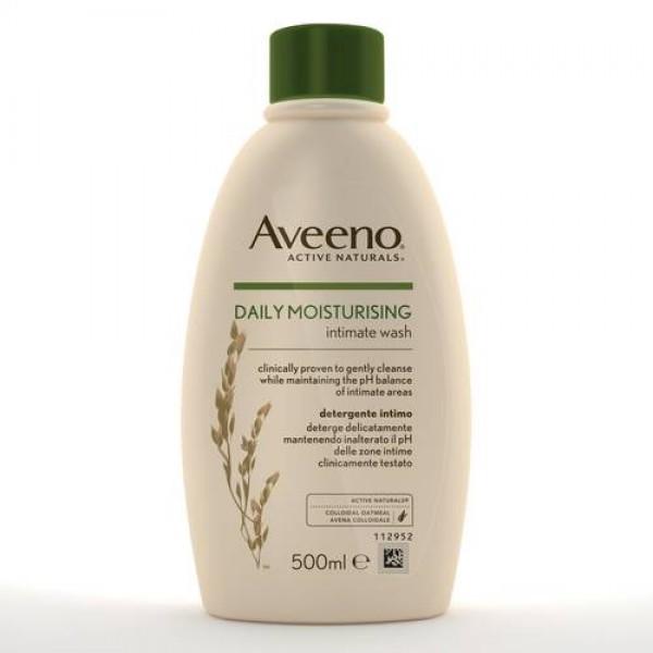 Aveeno Detergente Intimo Delicato - Profumo di vaniglia - 500 ml