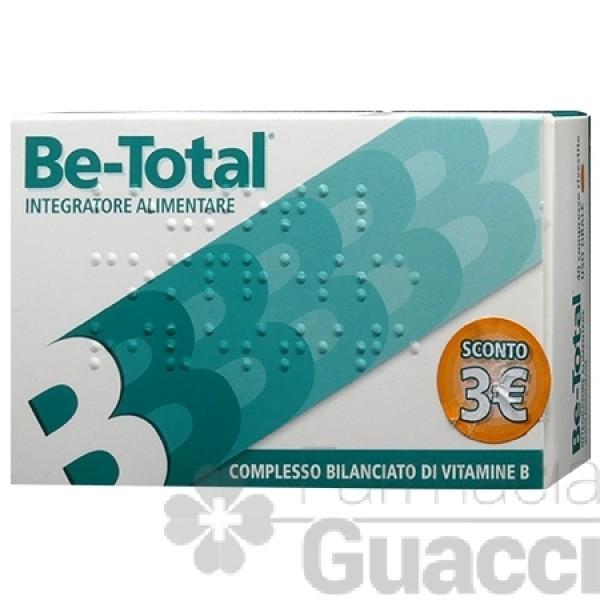 BeTotal - Integratore per stanchezza ed affaticamento - 40 compresse