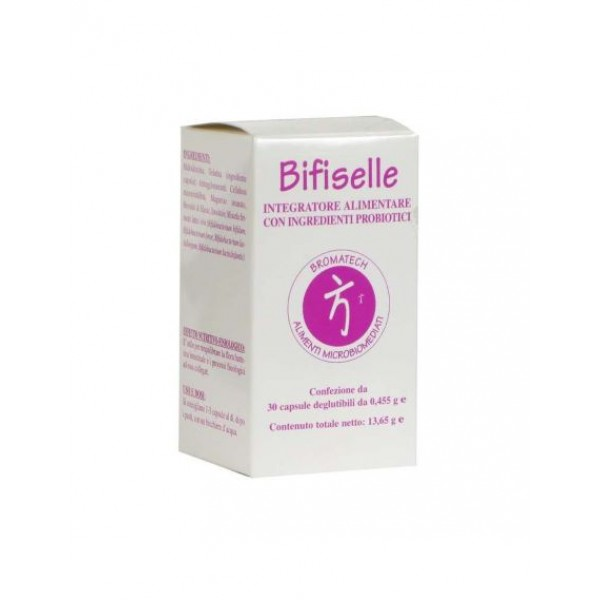 Bifiselle - Integratore alimentare a base di fermenti lattici - 30 capsule