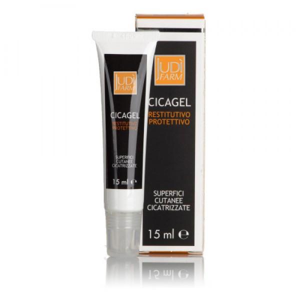 Cicagel - Gel per il trattamento e la prevenzione di cicatrici ipertrofiche - 15 ml
