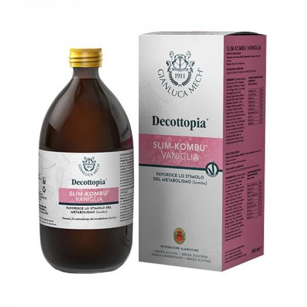 Decottopia - Slim-Kombu Vaniglia - Integ...