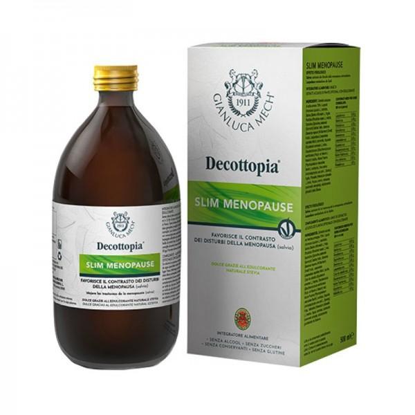 Decottopia - Slim Menopause - Integrator...