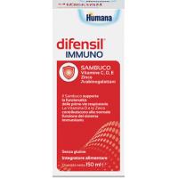 Difensil Immuno - Integratore per la normale funzione del sistema immunitario - 150 ml