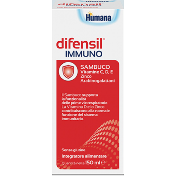 Difensil Immuno - Integratore per la nor...