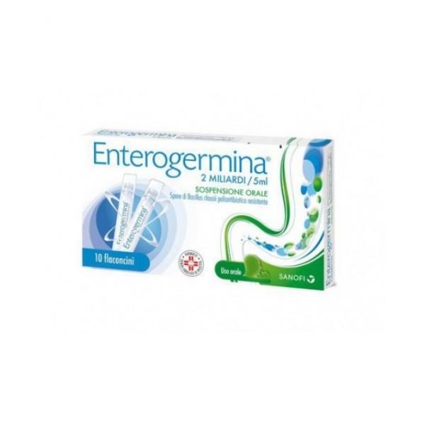 Enterogermina 2 Miliardi - Equilibrio de...