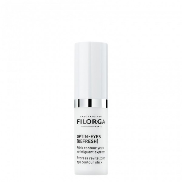 Filorga Optim Eyes Refresh - Contorno occhi anti fatica istantaneo - Stick da 12,5 g