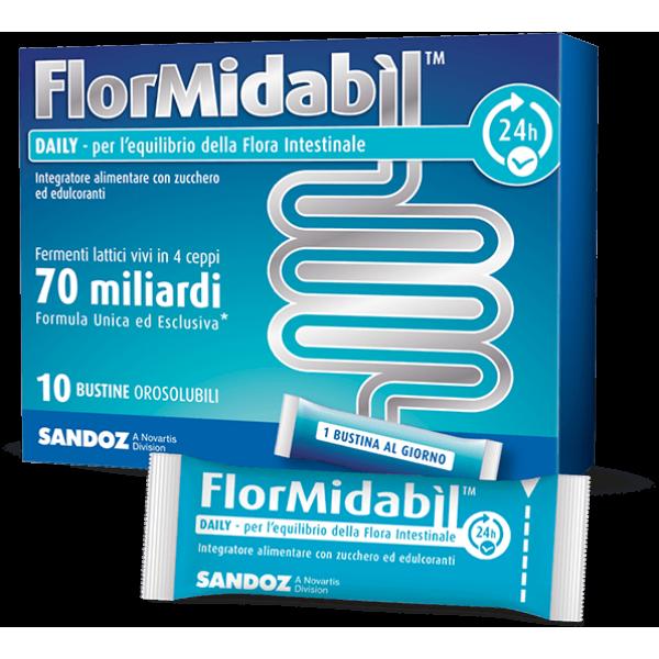 FlorMidabil Daily - Integratore per l'eq...